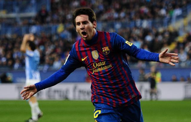 Primerjava Messija in Ronalda: Hat-trick izdaja