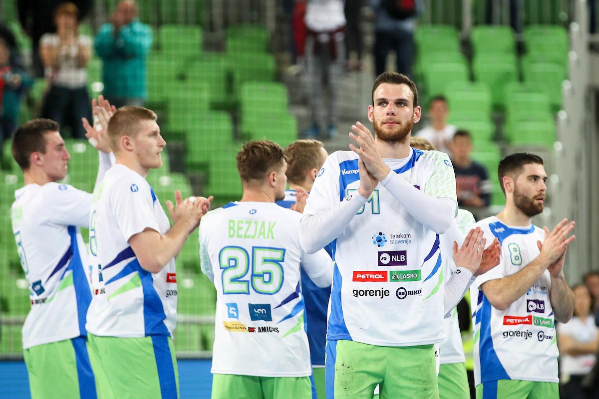 Slovenska rokometna reprezentanca