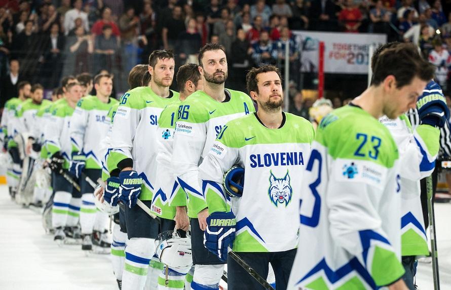 Slovenska hokejska reprezentanca